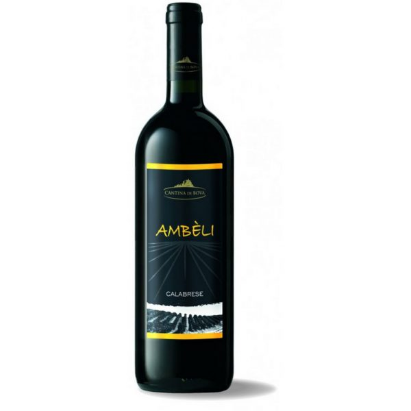 Ambeli Vino Rosso - Agricola Brigha