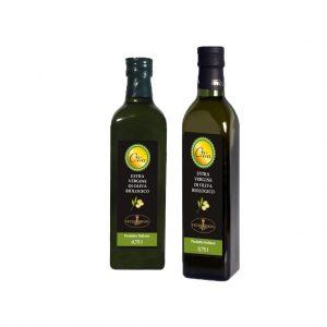 Olio Extravergine di Oliva Biologico - Agricola Brigha